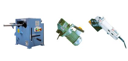Pim Kesme, Pah Kırma Makineleri & Balans Standları