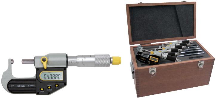 Dijital Mikrometre Seti