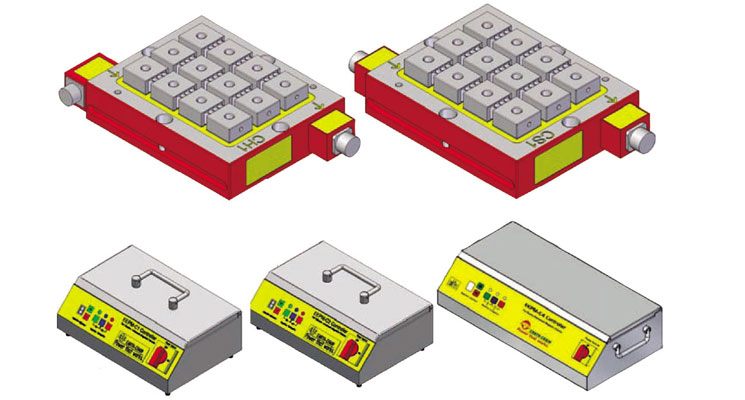 Elektromanyetik Tabla C Serisi