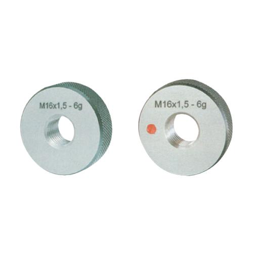 Metrik / ISO Vida Diş Mastarı (Halka Mastar)