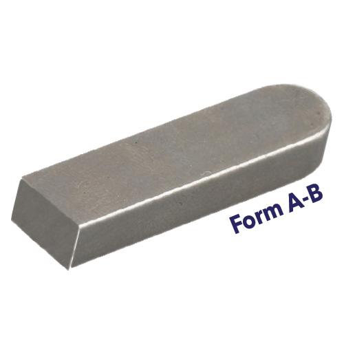 Düz Kama DIN 6885 - A -B