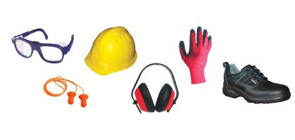 E - İş Güvenlik Ekipmanları