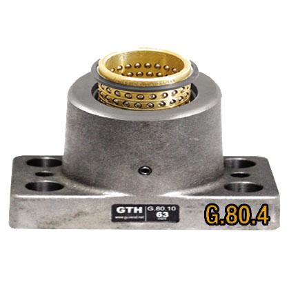 G80.4 Dikdörtgen Döküm Burç - Bilyalı