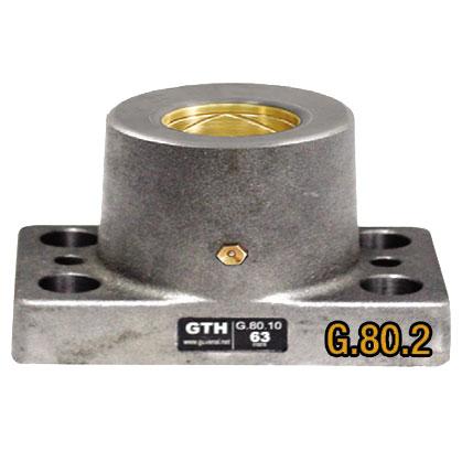 G80.2 Dikdörtgen Döküm Burç - Bronz