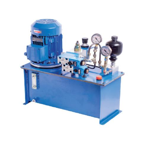 1040-VD Elektrikli Hidrolik Pompa Ünitesi